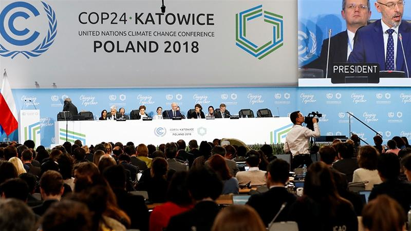 Maldives query the point of UN climate talks