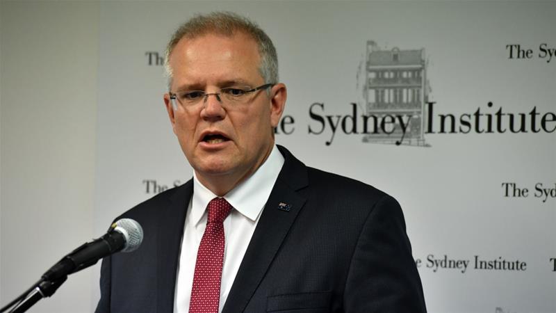 Aussie PM Morrison