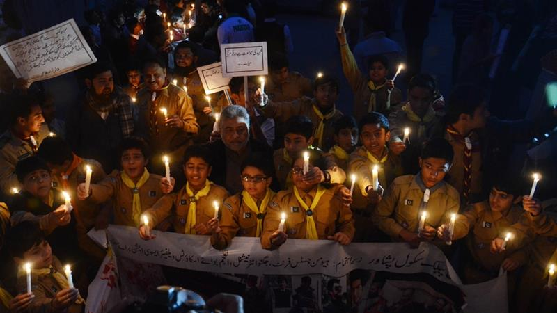 In Pakistan, wounds of Peshawar school attack reopen each winter