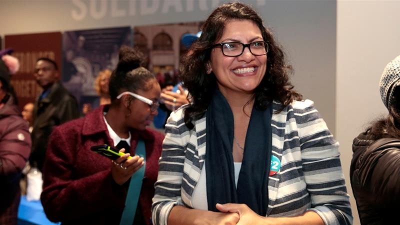 Image result for Rashida Tlaib, pictures