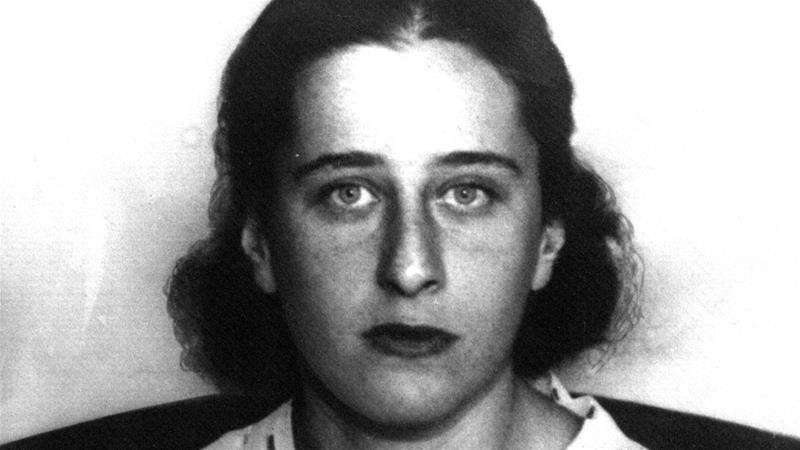 A photo of German communist Olga Benario Prestes who was killed in a Nazi euthanasia centre in April 1942 [Image courtesy of Galeria Olga Benario in Berlin, Germany]
