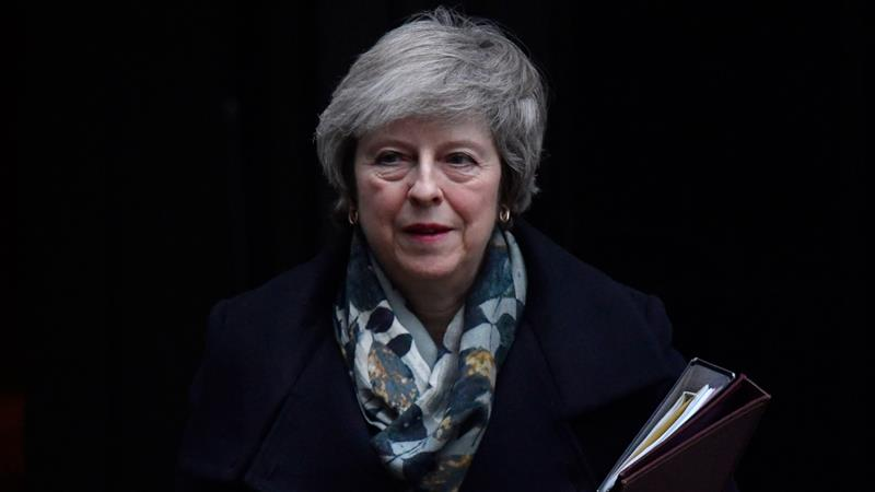 Theresa May announces when MPs will vote on Brexit deal