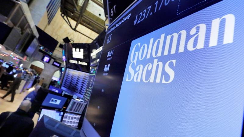 Malaysia's attorney general announced the criminal charges against Goldman Sachs on Monday [File: Richard Drew/AP Photo]