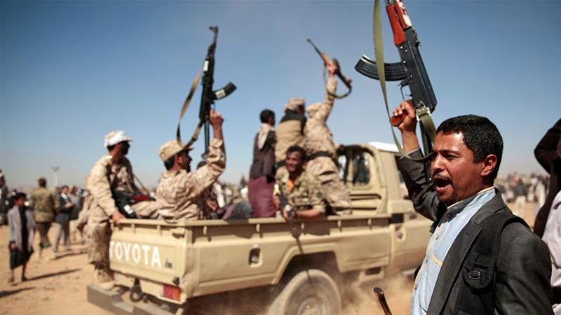 The conflict in Yemen began with the 2014 takeover of Sanaa by Houthi rebels [File: Hani Mohammed/AP]