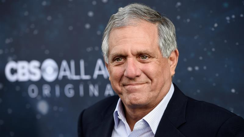 Former CBS chief Les Moonves denied $120m severance package
