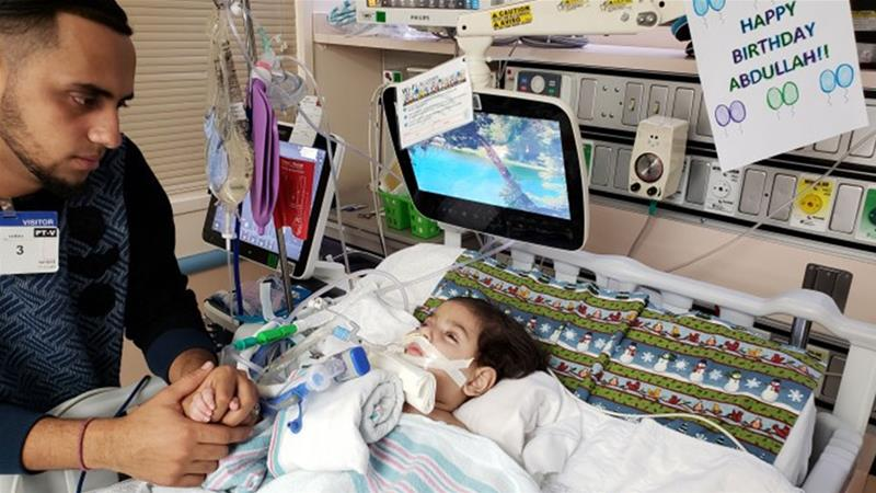 Yemeni mother to see dying son after US waives visa ban