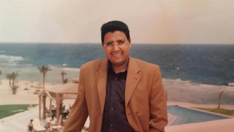 Mahmoud Hussein has been put in solitary confinement and denied his legal rights [Al Jazeera]