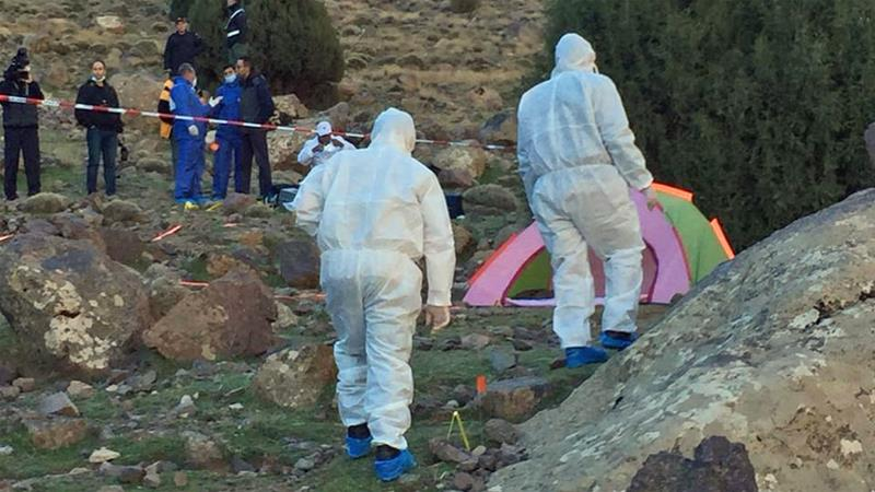 Denmark Authenticates Video Of Murder Of Scandinavian In Morocco