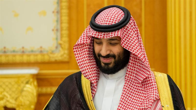 Intense global backlash over Khashoggi's murder has tarnished the prince's international reputation, analysts say [Reuters]