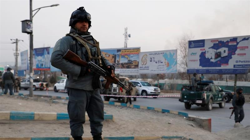 Attack on government building in Afghan capital leaves 43 dead