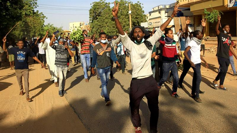 Sudan president vows reform after deadly protests