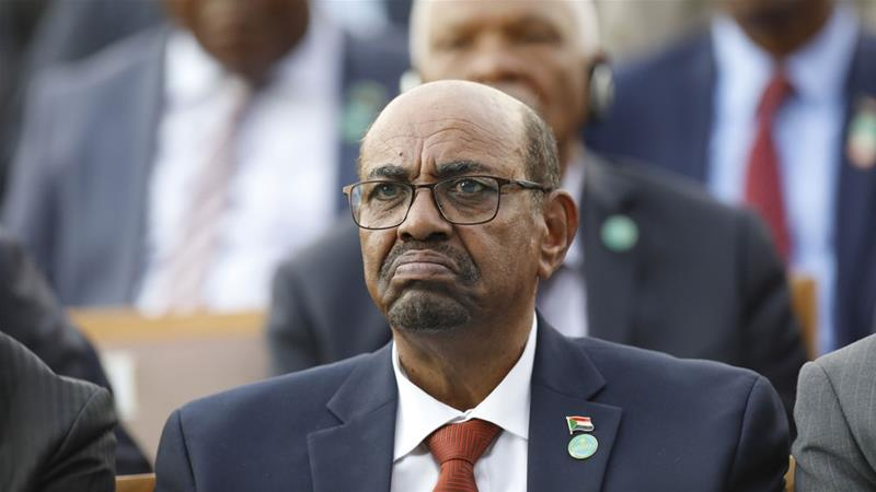 The protests, sparked by price hikes and fuel shortages, have turned into demands that President Omar al-Bashir - in power since 1989 - step down [AP]