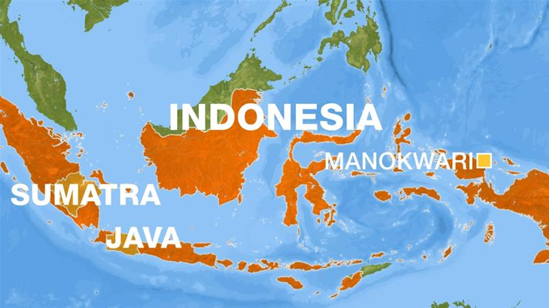 nervous residents flee in panic as quake hits eastern indonesia