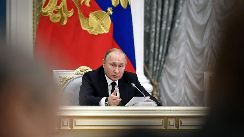 Putin says Russia will not impose trade restrictions on Georgia