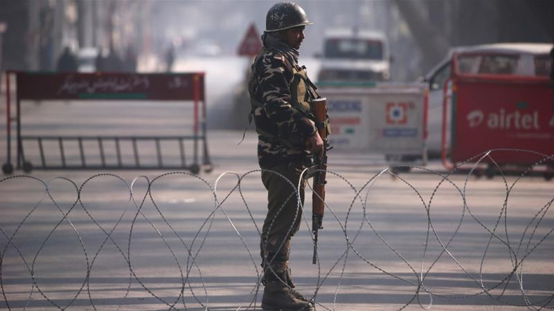 Four Jaish militants killed in Pulwama district of Kashmir
