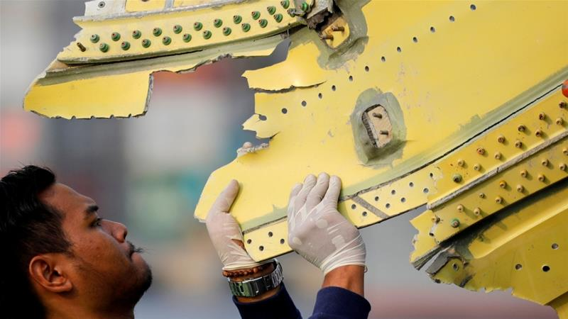 Indonesia finds black box for crashed Lion Air flight JT610