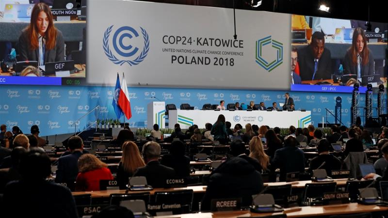 World urged to tackle 'urgent threats' as UN climate talks begin