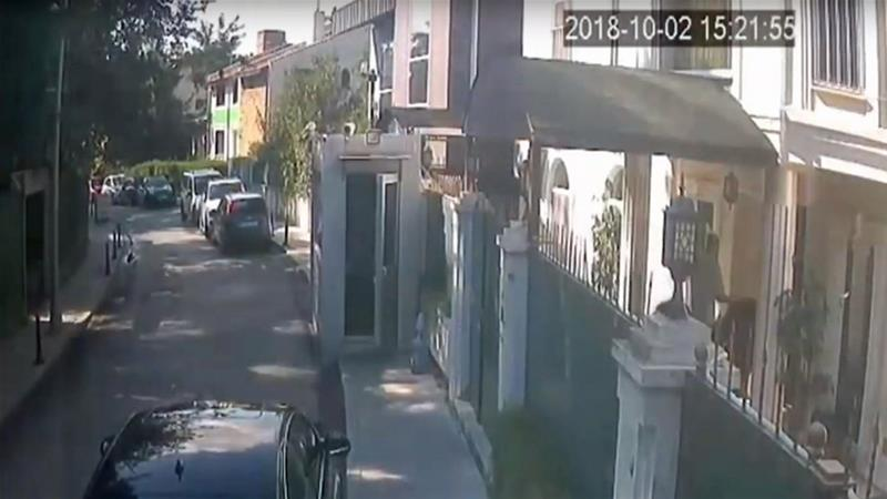 Turkish video suggests Khashoggi's remains were taken to residence