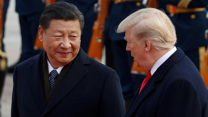 The US and China have been engaged in a trade war for most of 2018 [File: Damir Sagolj/Reuters]