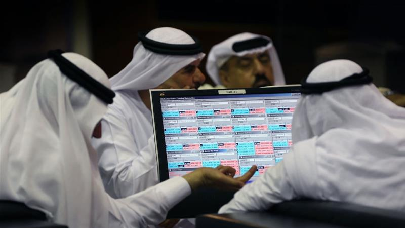 Dubai stocks limp to end of worst year since financial
