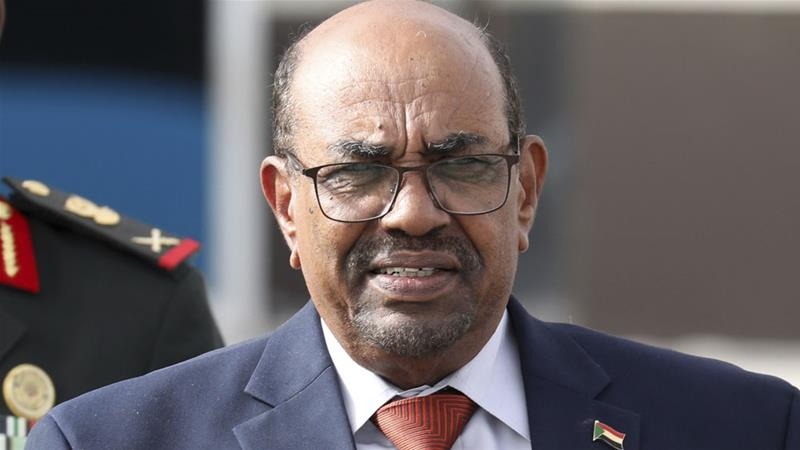 Omar al-Bashir said he would not tolerate any attempt to undermine Sudan's stability and security [File: Ludovic Marin/AP]