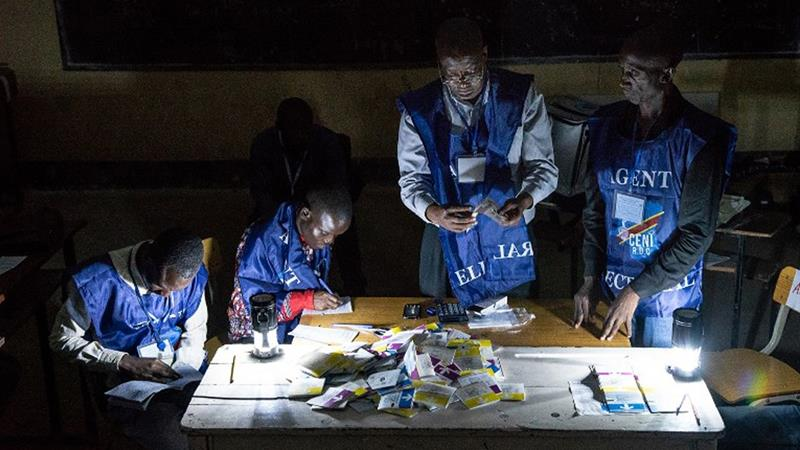 More than a million Congolese were prevented from voting due to an Ebola outbreak and ethnic violence [File: Reuters]