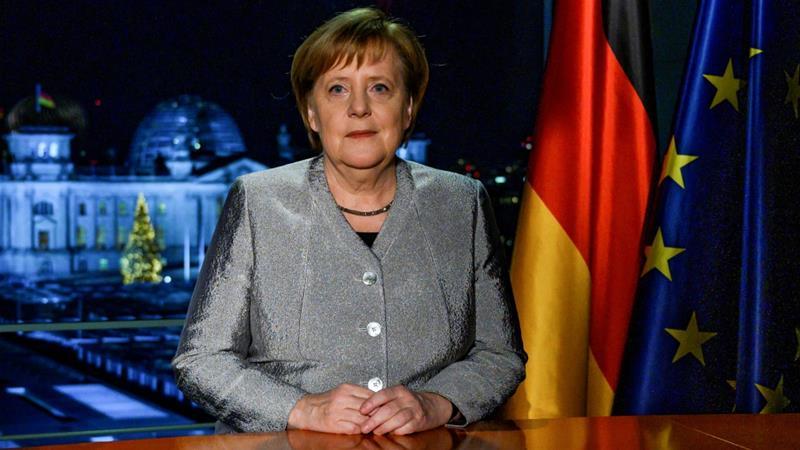 Angela Merkel: Germany will take on more global ...