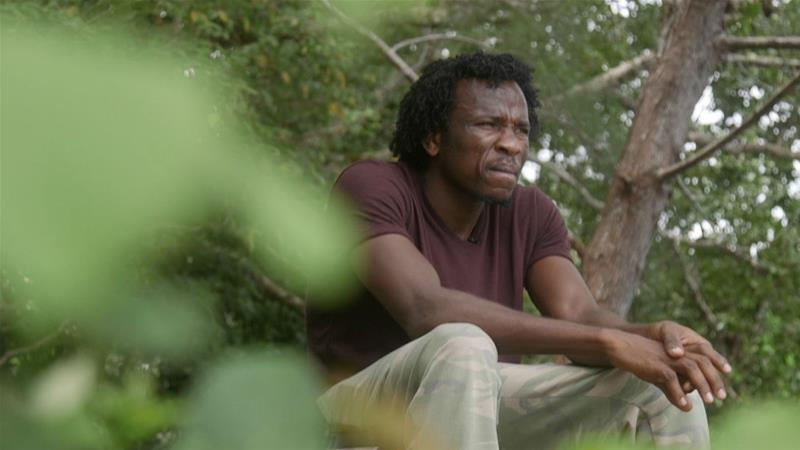 Aziz Abdul Muhamat has been supporting his fellow refugees on remote Manus Island. He's now been nominated for the Martin Ennals Human Rights Defender Award [Bill Code/Al Jazeera]