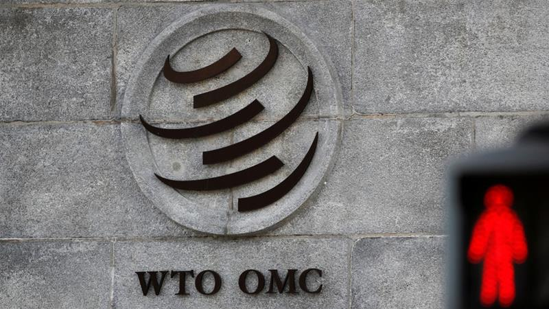 Qatar first turned to the WTO in August 2017 with a wide-ranging complaint to challenge blockading nations [Denis Balibouse/Reuters]
