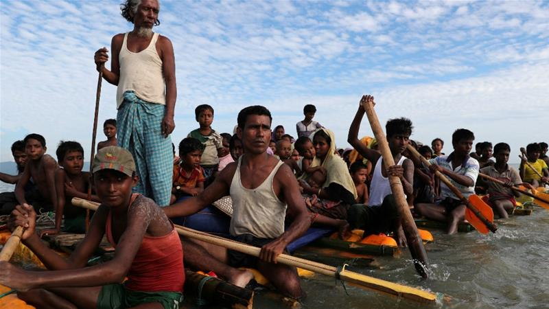 US law firm says Myanmar committed genocide against Rohingya