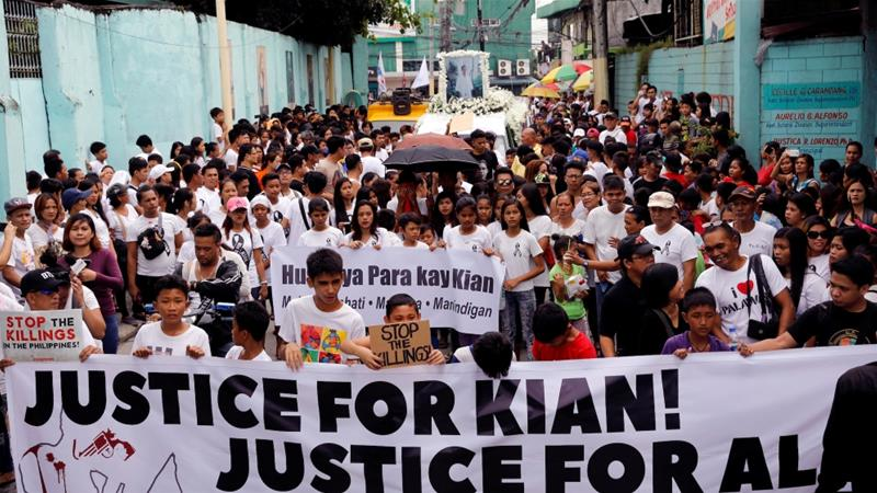 A Long Awaited Turning Point In Dutertes Bloody Drug War