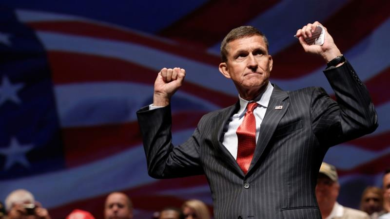 Former Donald Trump adviser Michael Flynn offers 'substantial' cooperation to Robert Mueller