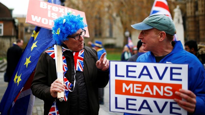 UK's Brexit vote to go ahead on schedule
