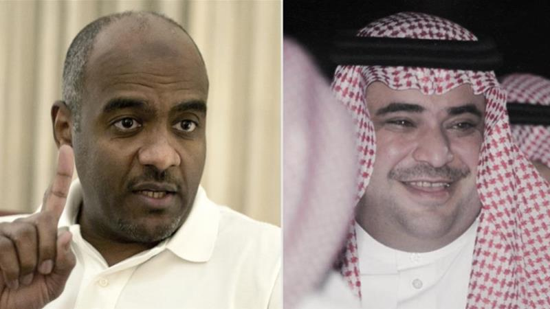 Ahmed Asiri and Saud al-Qahtani both have close ties to Crown Prince Mohammed bin Salman [Al Jazeera]