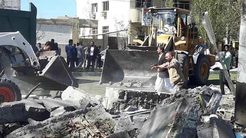 Bomb attack kills three in Chabahar city of Iran: state media