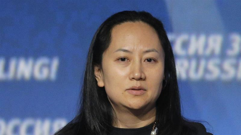 Meng Wanzhou, Huawei CFO, was detained at the request of the US over alleged violations of US sanctions on Iran [File: Maxim Shipenkov/EPA]
