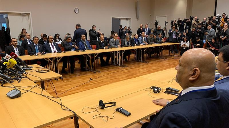 Yemeni FM's remarks at Sweden peace talks trigger anger in Sanaa