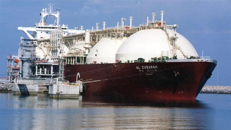 In September, Qatar announced it planned to increase production of LNG to 110 million tonnes per year by 2024 [File photo: AP]