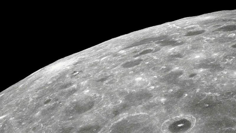 No lander or rover has ever touched the surface of the moon's far side [File: NASA/AFP]