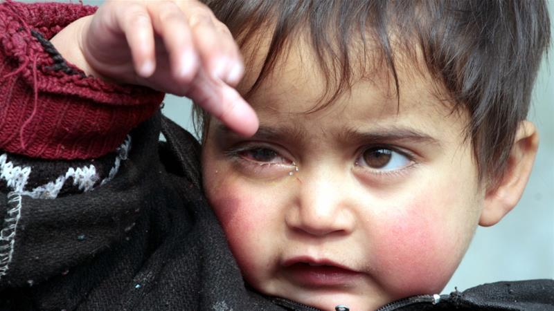Kashmir S Youngest Pellet Gun Victim Could Lose Complete