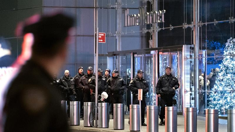 CNN's NY offices evacuated due to bomb threat