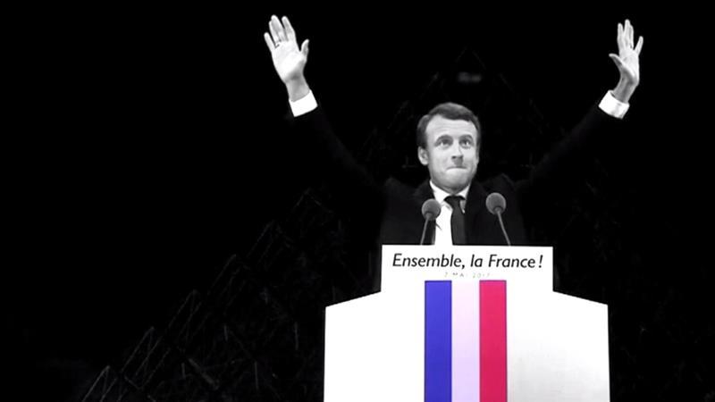 Emmanuel Macron's empty liberalism