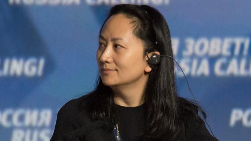 Huawei's Meng was released on bail last week pending a US extradition hearing on US fraud charges [File: Reuters]