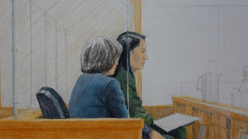 Huawei CFO seeks bail on health grounds as China summons US envoy