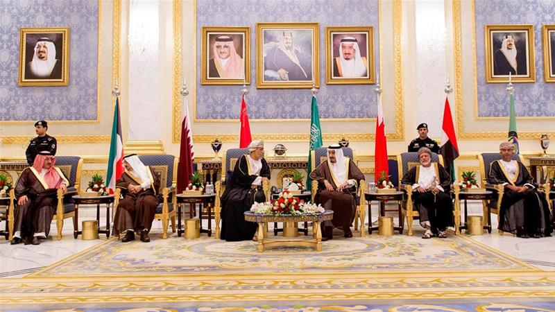 The 39th GCC summit comes amid an ongoing blockade of Qatar imposed in June 2017 [File: Saudi Press Agency/AP]