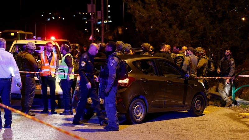 Six Israelis, Including Pregnant Woman, Wounded in Palestinian Shooting Attack