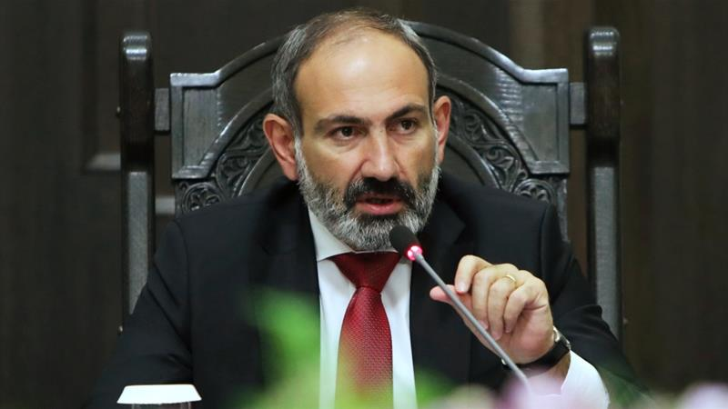 Armenian premier wins snap polls by landslide
