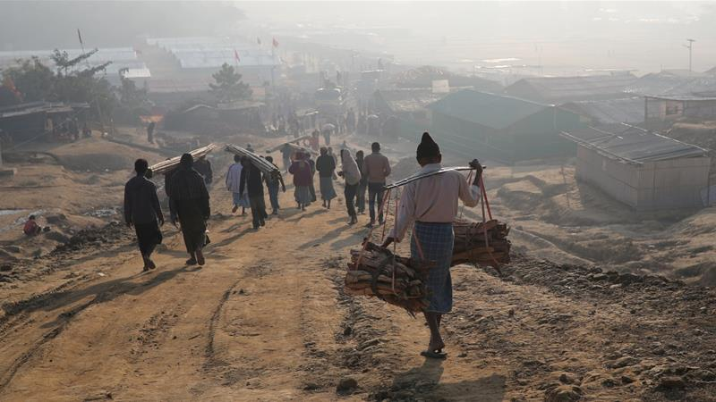 Almost 4400 Rohingya Killed in Myanmar Since Oct. 2016, Camp Leaders Say
