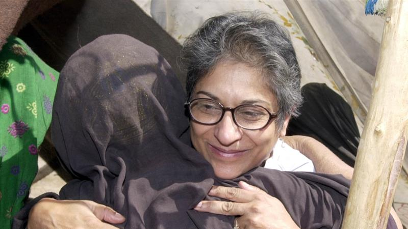 Pakistani human rights lawyer Asma Jahangir dies