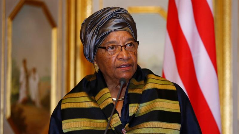 Ellen Johnson Sirleaf wins $5m Mo Ibrahim leadership Prize